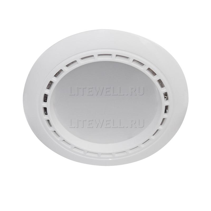 Светодиодный потолочный светильник Litewell D015 - даунлайт 18Вт