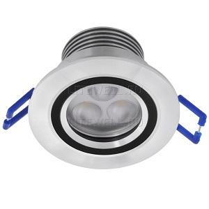 """Точечный LED светильник """"хром"""" N10 Litewell"""