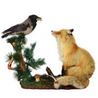 Чучела животных и птиц