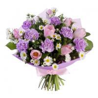 Живые цветы и букеты