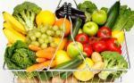Поставка свежих овощей, фруктов и грибов