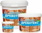 Тонирующий защитно-декоративный антисептик для древесины «Древотекс» - совершенно новый продукт под старым названием!