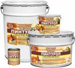 Пинтурол - тонирующий антисептик для древесины на органических растворителях - новинка от Компании КрасКо!