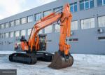В России прошел «боевое крещение» новый многотонный экскаватор E280C