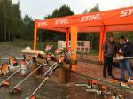 Конференция STIHL и DE WALT