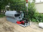 Обзор оборудования для озеленения газонов: гидропосева ELEFANTE 5000