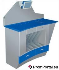 Оборудование для рентгенкабинетов: специализированный стол рентгенлаборанта «РЕНЕКС СРЛ»