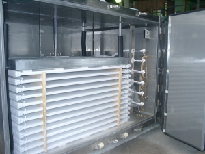 Морозильные плиточные аппараты