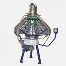 Полуавтоматическая машина розлива газ. напитков «XRB-16»