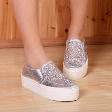 Лима новый 2014 взрыв прозрачной сетки горный хрусталь коровьей Корейский версия крем обувь женская обувь кожа