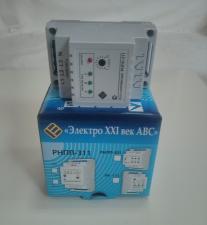 Реле напряжения и контроля фаз РН-111, РН-111(M), монитор