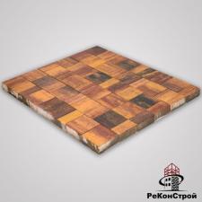 Тротуарная вибропрессованная плитка Ландхаус, Color Mix 3-1, BRAER
