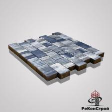 Тротуарная вибропрессованная плитка Старый город, Color Mix 8, BRAER