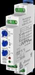 Реле контроля фаз РКФ-М05-1-15, РКФ-М05-2-15