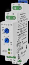 Реле контроля трехфазного напряжения РКН-3-19-15
