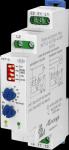 Реле контроля частоты РКЧ-М01 и РКЧ-М02 АС150-400В, 0...400Гц
