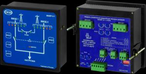 Серия модулей аварийного ввода резерва МАВР-3, предназначенная для работы в четырёхпроводных сетях 230/400 В с изолированными нулями