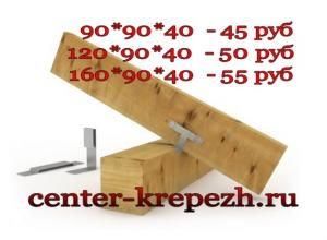Скользячка для стропил Kucis-90-90-40