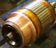 Производим и реализуем комплектующие к электродвигателям тяговыми  для шахтных электровозов