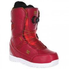DC Shoes Ботинки для сноуборда женские DC Search Maroon
