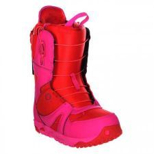Burton Ботинки для сноуборда женские Burton Emerald Red/Pink