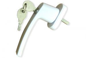 Ручка металлическая с ключом