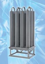 Испаритель атмосферный продукционный на 20 н. куб м /ч