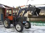 КУН для трактора Т-25, Т-30 с ковшом