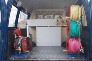 Передвижная электротехническая лаборатория ЭТЛ-10