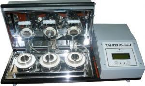 Установка измерения диэлектрических потерь жидких диэлектриков «Тангенс -3М-3»