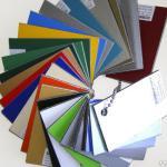 Алюминиевые композитные панели