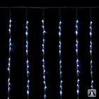 """Гирлянда """"Дождь"""" улич. Ш:2 м, В:6 м, нить силикон, LED-1500-220V, контр. 8"""
