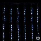"""Гирлянда """"Дождь"""", .Ш:2 м, В:1,5 м, нить силикон, LED-400-220V, контр.8 р"""