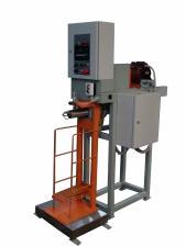 Фасовочный полуавтомат для клапанных мешков