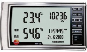 Термогигрометр Testo 622 бытовой