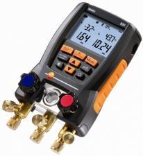 Цифровой термоманометр Testo 550-1 (комплект) холодильных систем