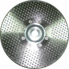 Алмазные шлифовальные и полировальные диски