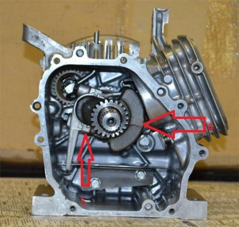 Двигатель для мотоблока хонда ремонт своими руками