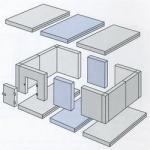 Холодильная камера Красноярск 52,16 (4,36х5,56х2,46)