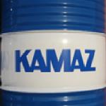 Масло дизельное моторное КАМАЗ ОПТИМУМ SAE 15W40 мин. API CI-4/SL, к.50л (43кг)