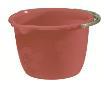432105521 ВЕДРО 10Л (цвет бордовый)