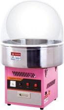 Аппарат для сахарной ваты gastrotop et-mf01 (520 мм) с куполом