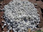 Крошка мраморная белая, фр.5-10мм., в мешках по 25 кг