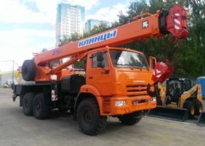 """Автокран КС-55713-5К """"Клинцы"""""""