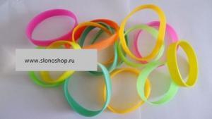 браслеты силиконовые ( резиновые, ПВХ) + ваш логотип