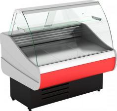 Витрина холодильная cryspi octava 1200 0+7+