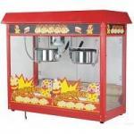 Аппарат для приготовления попкорна STARFOOD с двумя котлами