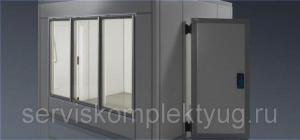 Холодильная камера для цветов КХН-6,61(1960*1960*2200)