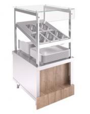 Диспенсер для столовых приборов RD10A REFETTORIO (600х700х1255 мм, вес 95 кг)