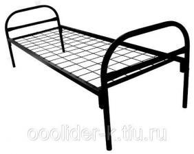 Кровать одноярусная КМС-1